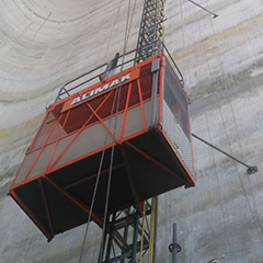 (Industry and Construction Elevators (Alimak